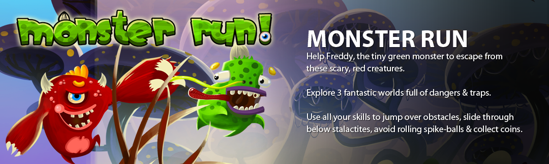 Download Monster Run